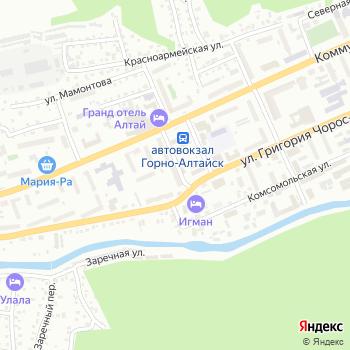 Достык на Яндекс.Картах