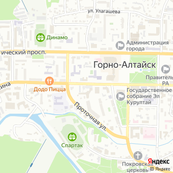 Серагем Алтай на Яндекс.Картах