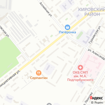 Теплотехник на Яндекс.Картах