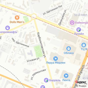 Компания по продаже печей для бань на Яндекс.Картах