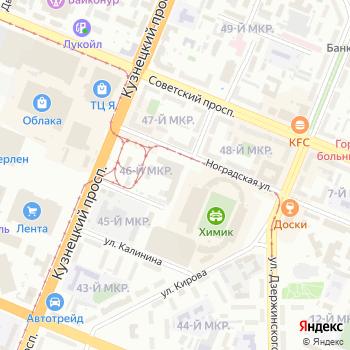 Новый рынок на Яндекс.Картах