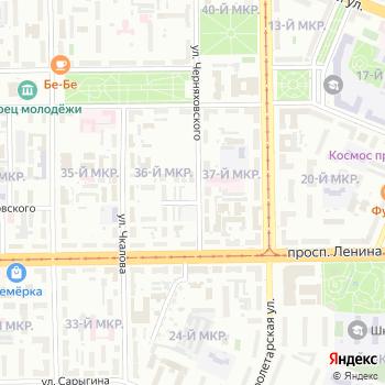 Сан-Тур на Яндекс.Картах