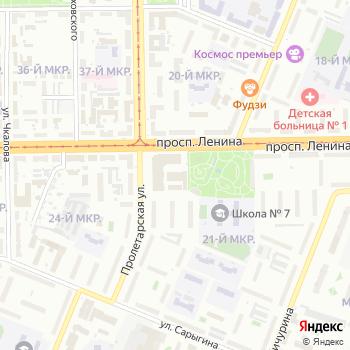 Сибирь Т на Яндекс.Картах