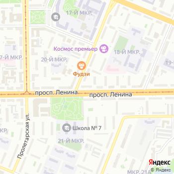 Paris на Яндекс.Картах