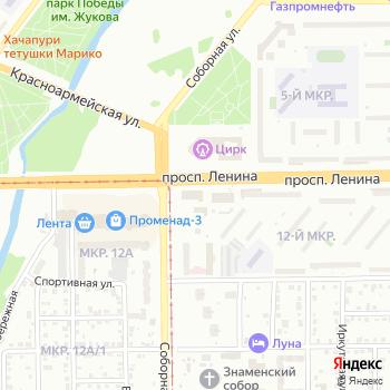 Элеком Сервис на Яндекс.Картах