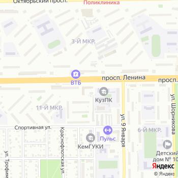 ВидеоАрт на Яндекс.Картах