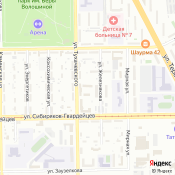 Академия окон на Яндекс.Картах