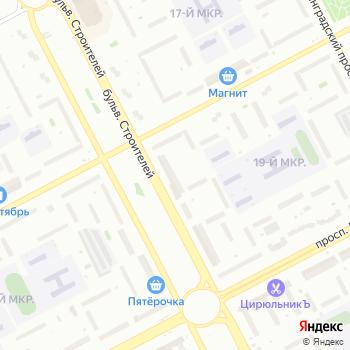 Светлица на Яндекс.Картах
