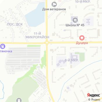 Почта с индексом 653052 на Яндекс.Картах