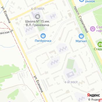 Связь на Яндекс.Картах