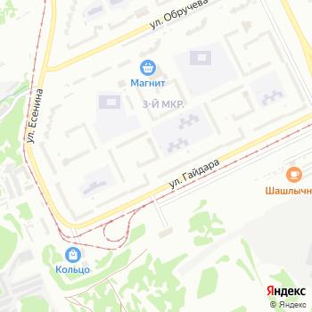 Почта с индексом 653047 на Яндекс.Картах