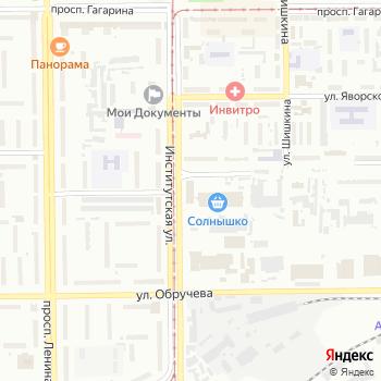 ИКБ Совкомбанк на Яндекс.Картах