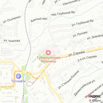 Прокопьевская туберкулезная больница на Яндекс.Картах
