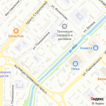 СтройИндустрия-НК на Яндекс.Картах