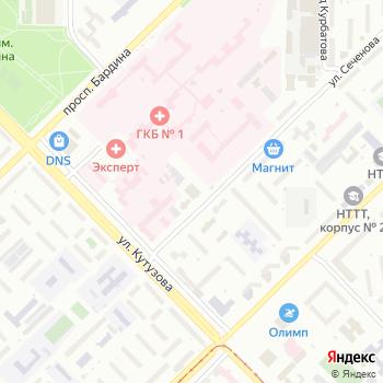Максидент на Яндекс.Картах