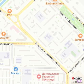 Наш Город на Яндекс.Картах