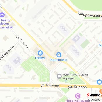 Sisley на Яндекс.Картах