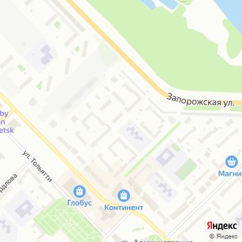 Киоск по продаже мороженого на Яндекс.Картах