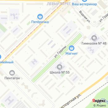 Почта с индексом 654066 на Яндекс.Картах