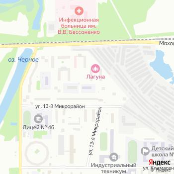 Здоровье на Яндекс.Картах