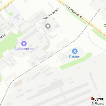 НСРЗ на Яндекс.Картах