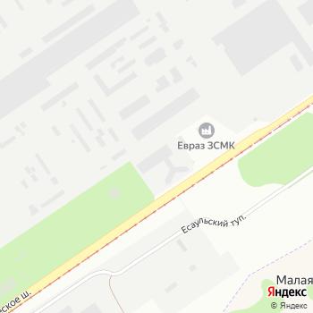 СоцРемСтрой на Яндекс.Картах