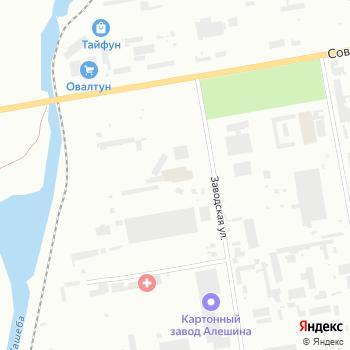 Мебельный профиль на Яндекс.Картах