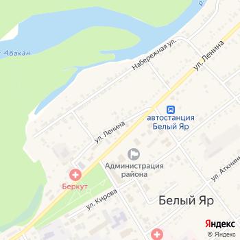 Почта с индексом 655650 на Яндекс.Картах