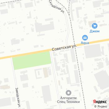 Рекламные технологии на Яндекс.Картах