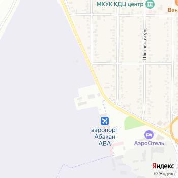 Почта с индексом 655131 на Яндекс.Картах