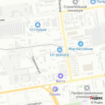 Легионер на Яндекс.Картах