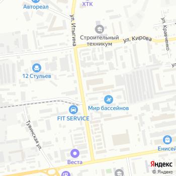 Магазин фейервеков на Яндекс.Картах