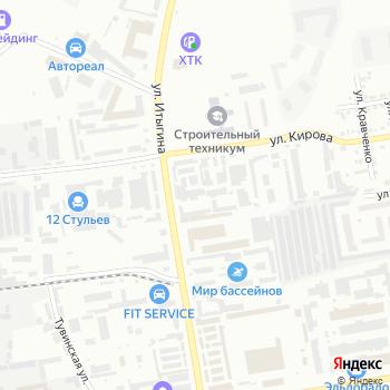 Пластик и Крепеж на Яндекс.Картах