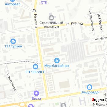 Хакпак на Яндекс.Картах