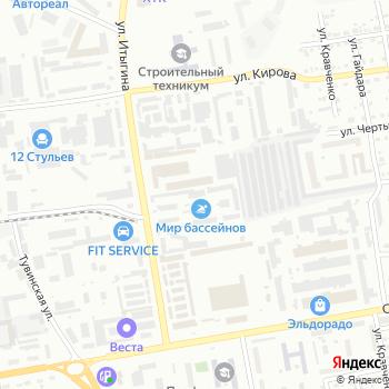 Мир антенн на Яндекс.Картах