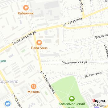 Ленточные пилы на Яндекс.Картах