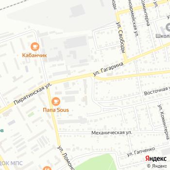 STUDIO на Яндекс.Картах