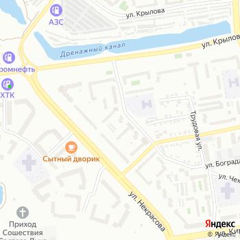 Ермолинские полуфабрикаты на Яндекс.Картах