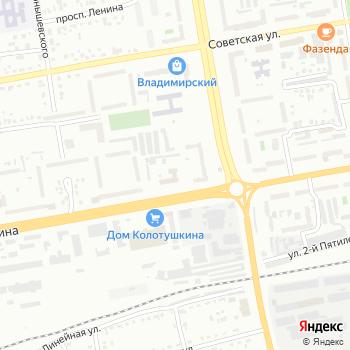 Военный комиссариат Республики Хакасия на Яндекс.Картах