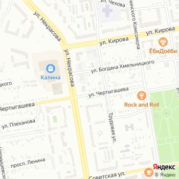 Автолайм на Яндекс.Картах