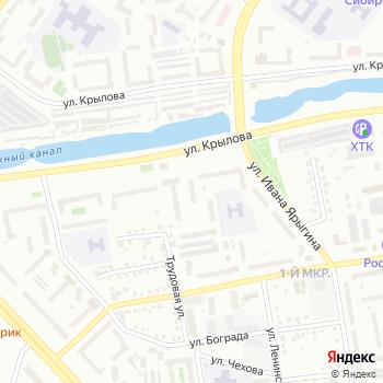 Абаканпрокат на Яндекс.Картах