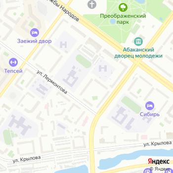 ЖЭУ-3 на Яндекс.Картах