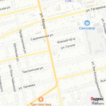 PROсвет на Яндекс.Картах