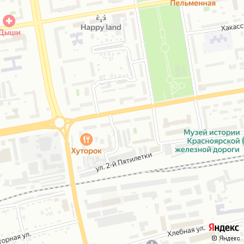 Линда на Яндекс.Картах