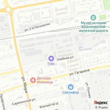 ТИТАН моторс Абакан на Яндекс.Картах