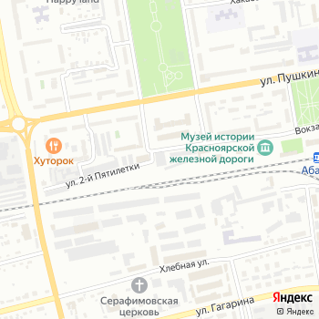 Тура ээзi на Яндекс.Картах