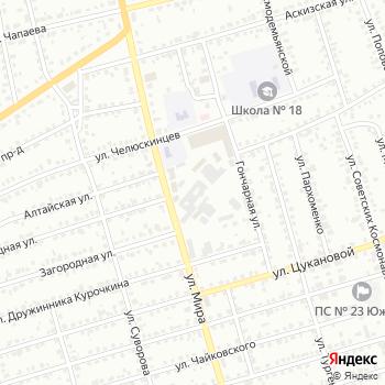 МЗТО на Яндекс.Картах