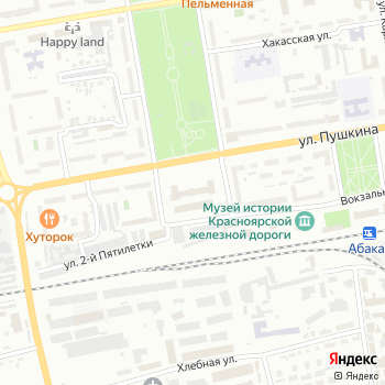 Восточно-Сибирский банк Сбербанка России на Яндекс.Картах