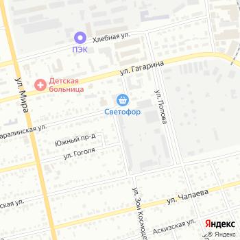 Марафет на Яндекс.Картах