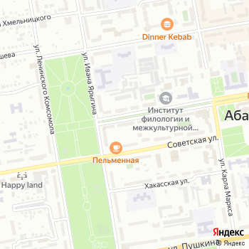 Строительная компания на Яндекс.Картах
